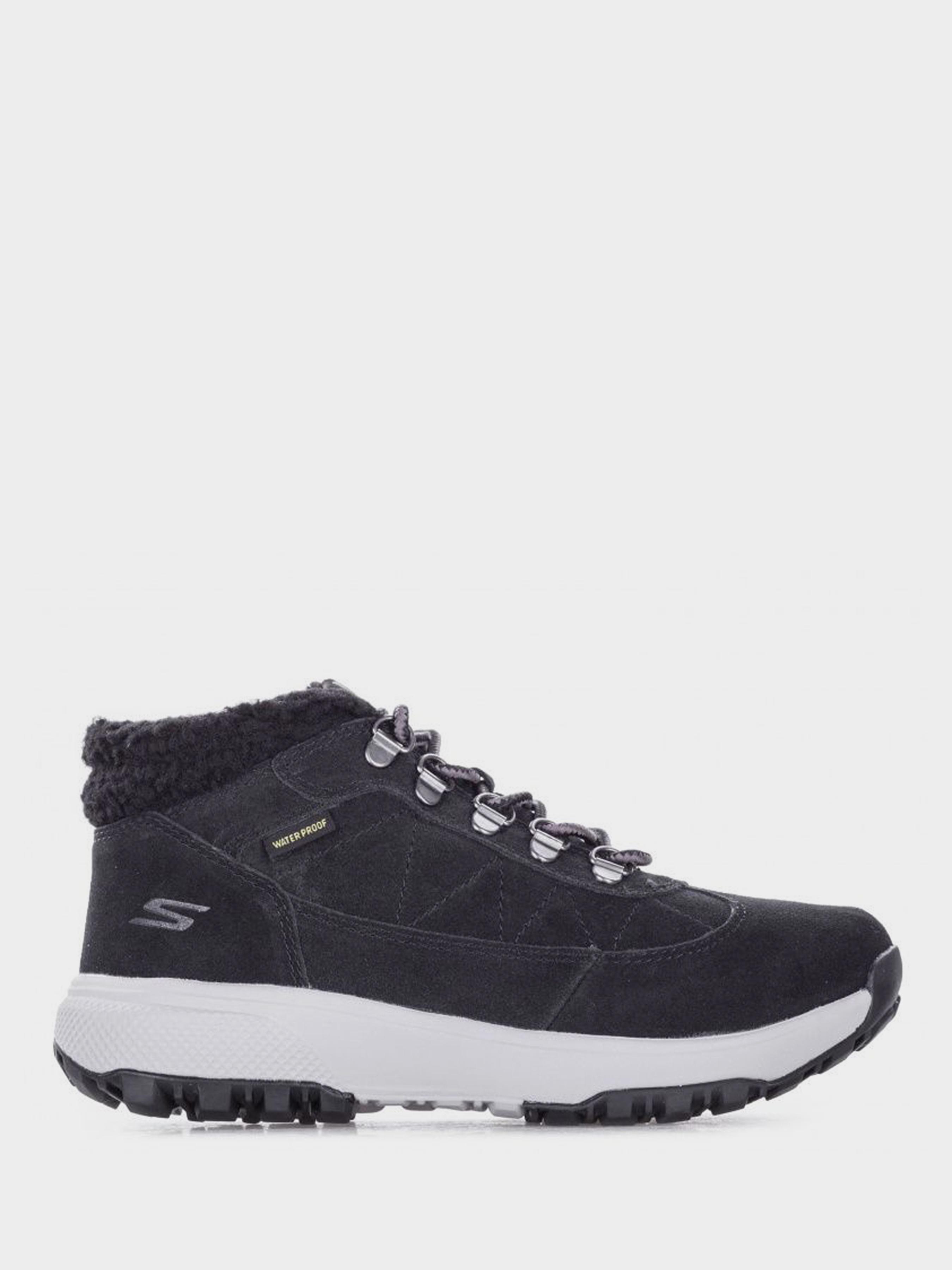Купить Ботинки для женщин Skechers KW4665, Черный