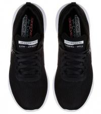 Кросівки  для жінок Skechers 12846 BKW купити взуття, 2017