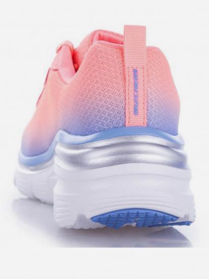 Кросівки для міста Skechers Fashion Fit - Build Up модель 12717 PKLV — фото 3 - INTERTOP