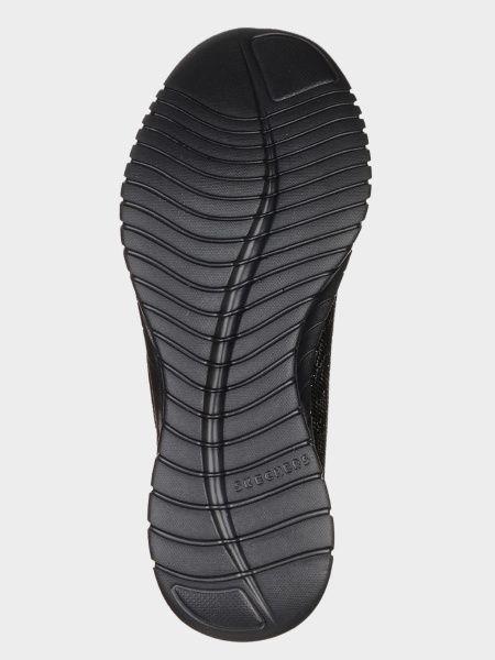 Балетки  для жінок Skechers 23635 BBK брендове взуття, 2017