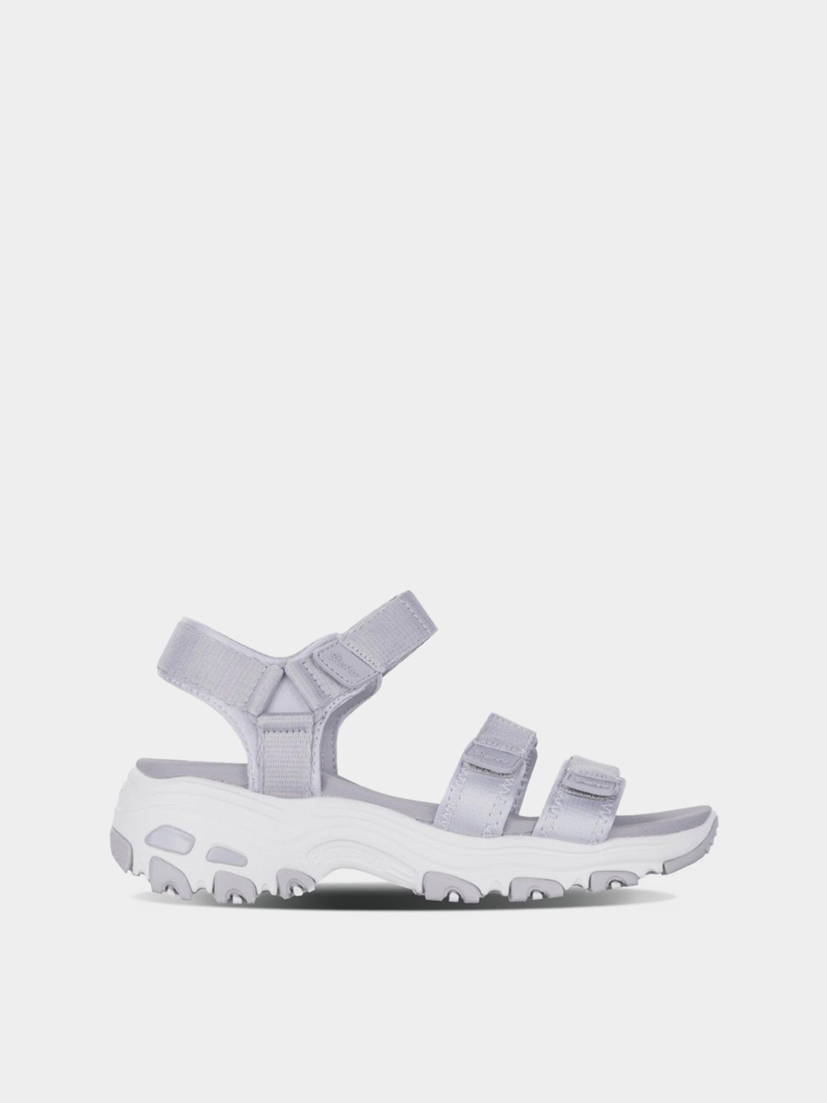 Сандалии для женщин Skechers D'Lites KW4717 купить обувь, 2017