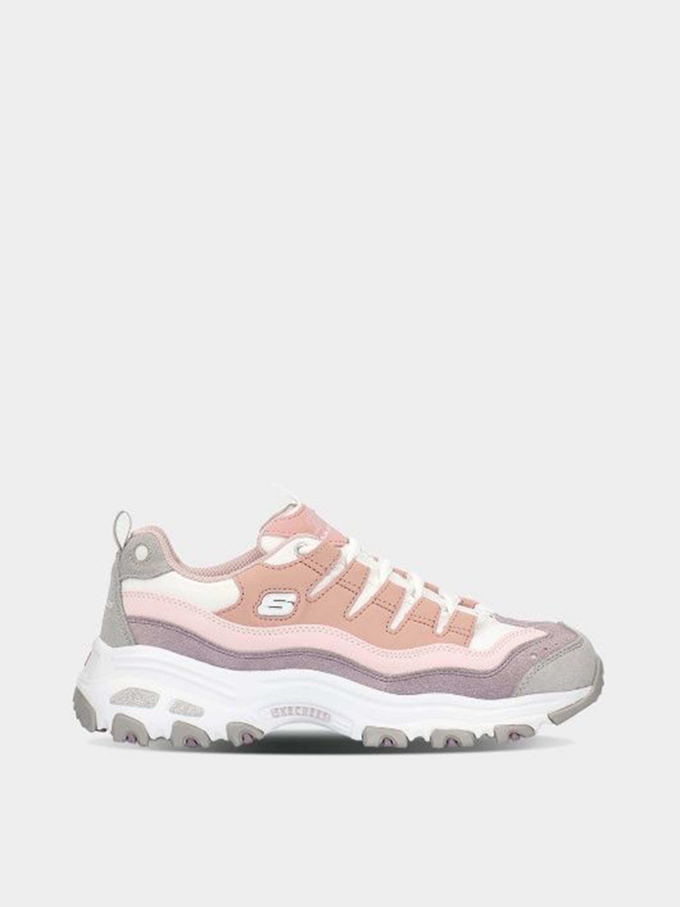 Кроссовки женские Skechers D'Lites KW4727 брендовая обувь, 2017