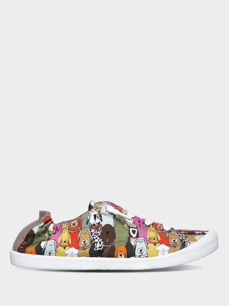 Купить Кеды женские Skechers KW4755, Многоцветный