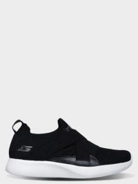 Кросівки  для жінок Skechers 32806 BLK модне взуття, 2017