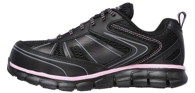 Кросівки  для жінок Skechers Work 77207 BKPK дивитися, 2017