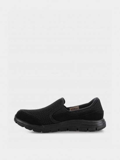 Сліпони  для жінок Skechers Work 76580 BLK купити взуття, 2017