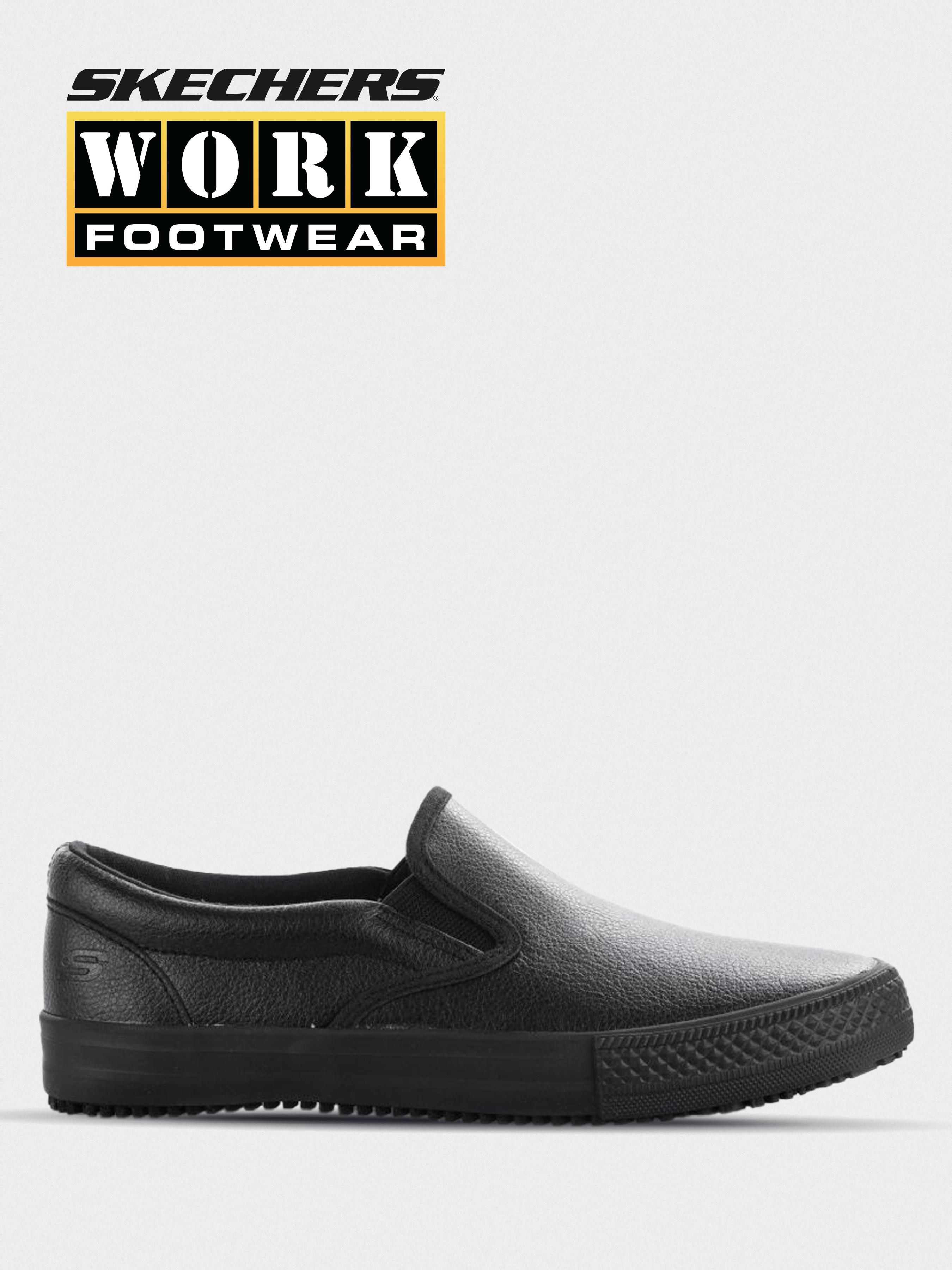 Купить Cлипоны для женщин Skechers KW4779, Черный