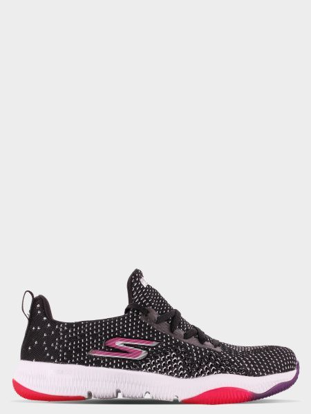 Кросівки  для жінок Skechers 15191 BKMT , 2017