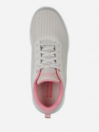 Кросівки для тренувань Skechers GoWalk модель 15641 OFPK — фото 4 - INTERTOP