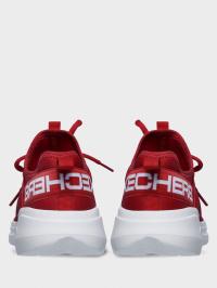 Кросівки  для жінок Skechers 15103 RED купити взуття, 2017