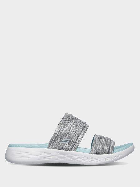 Шлёпанцы для женщин Skechers KW4809 размеры обуви, 2017