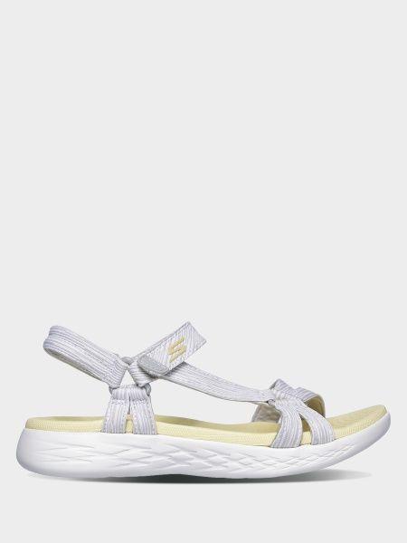Купить Сандалии женские Skechers KW4811, Белый