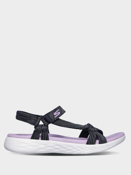 Купить Сандалии женские Skechers KW4812, Серый
