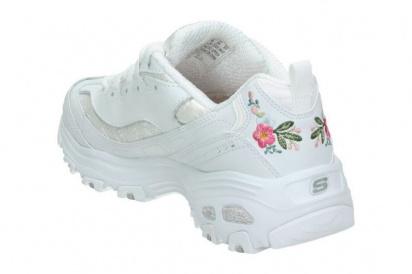 Кросівки  жіночі Skechers D'Lites 11977 WHT замовити, 2017