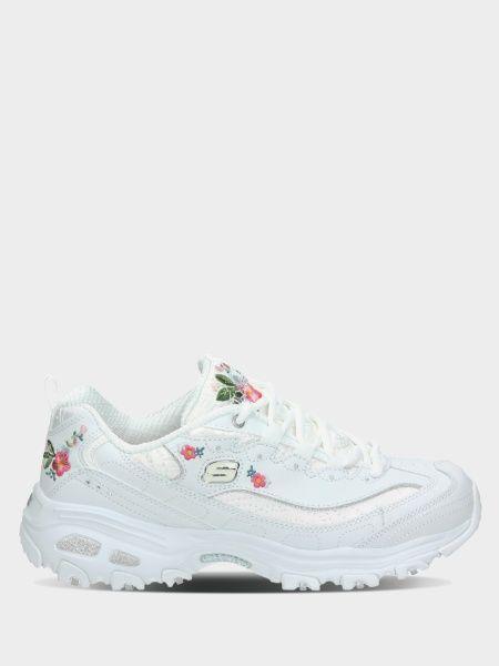 Кросівки  жіночі Skechers D'Lites 11977 WHT купити взуття, 2017