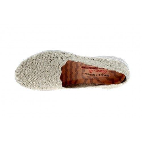 Балетки  для жінок Skechers 49481 NAT купити взуття, 2017