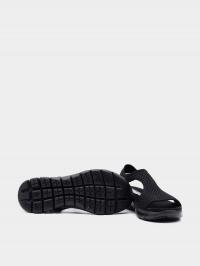 Сандалі  для жінок Skechers 31674 BBK брендове взуття, 2017
