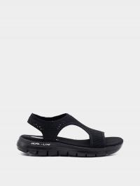 Сандалі  для жінок Skechers 31674 BBK вартість, 2017