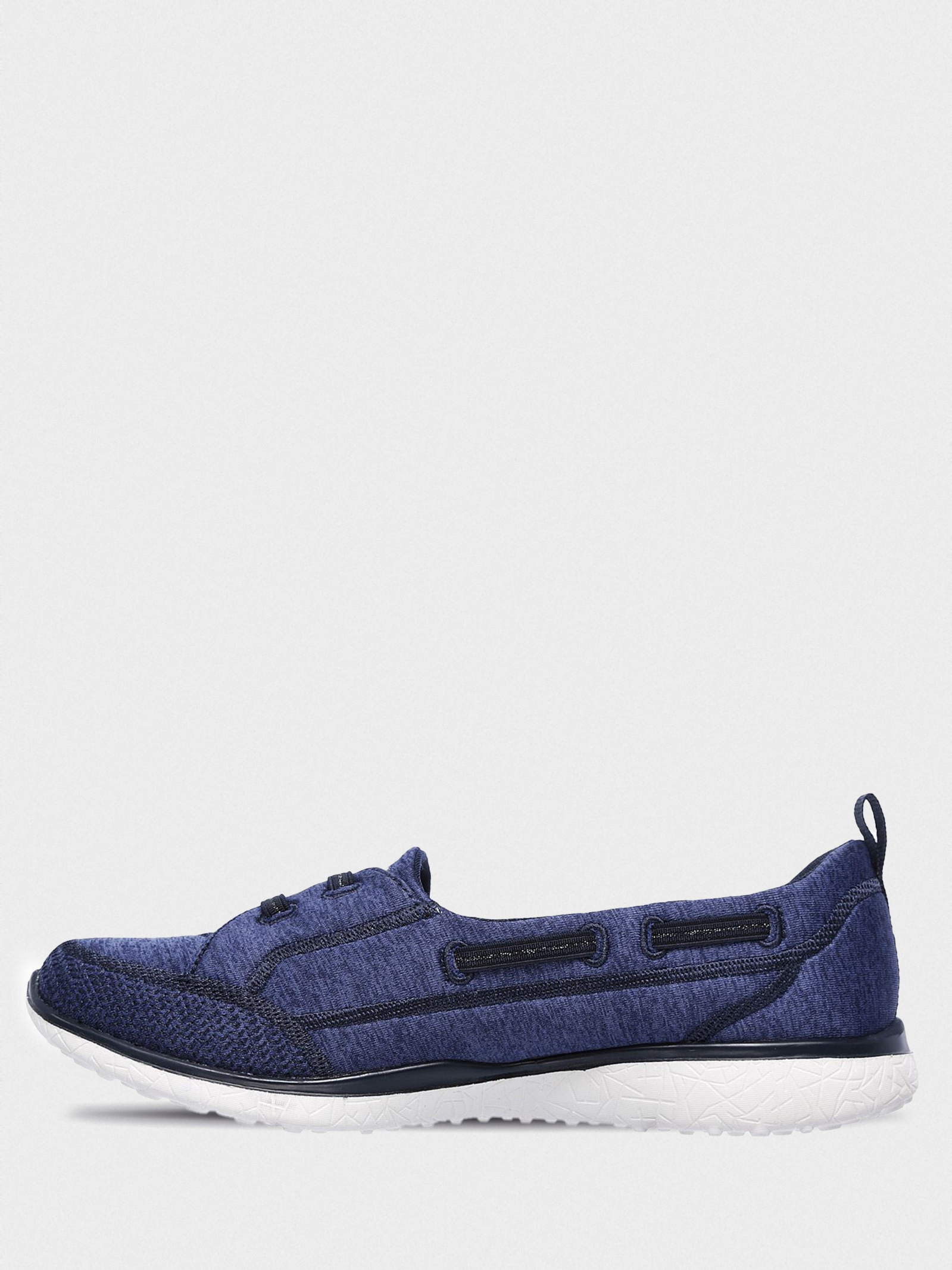 Сліпони  для жінок Skechers 23317 NVY модне взуття, 2017