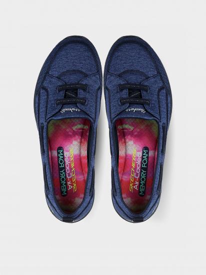 Сліпони  для жінок Skechers 23317 NVY купити взуття, 2017