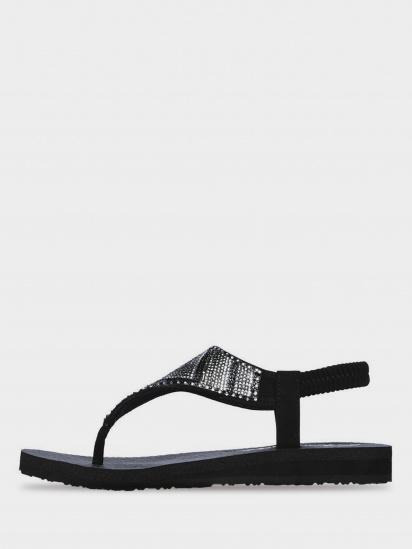 Босоніжки  для жінок Skechers 31769 BLK купити взуття, 2017