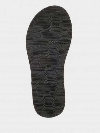 Босоніжки  для жінок Skechers 31769 BLK брендове взуття, 2017