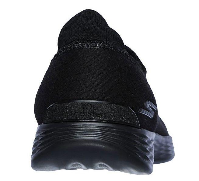 Cлипоны для женщин Skechers YOU KW4913 брендовая обувь, 2017