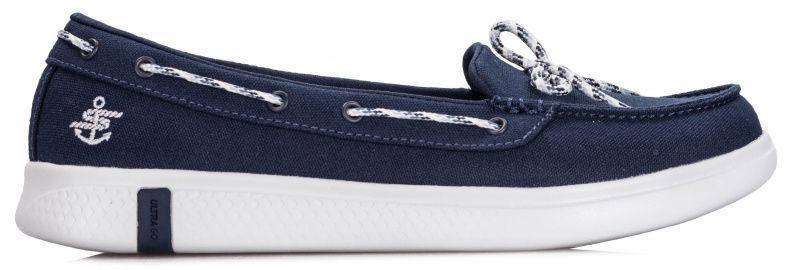 Купить Мокасины женские Skechers KW4921, Синий