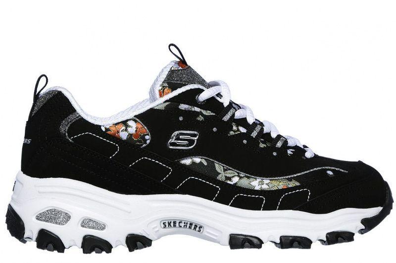 Кроссовки женские Skechers D'Lites KW4927 брендовая обувь, 2017