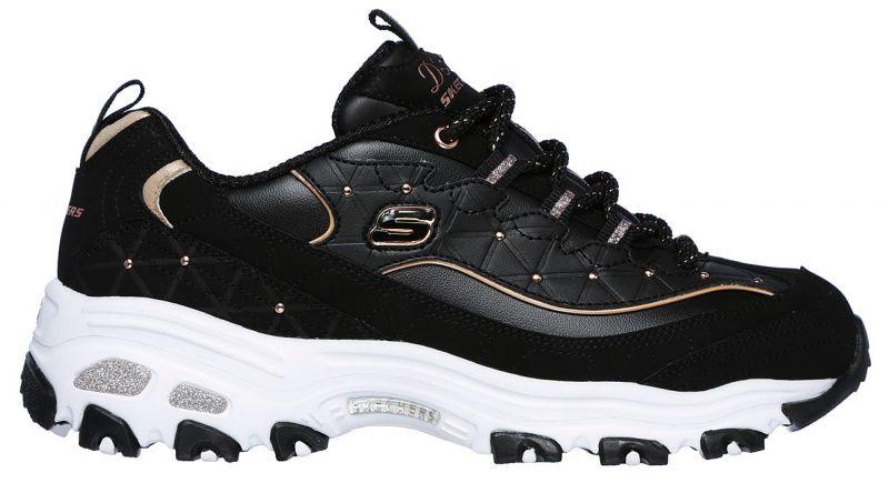 Кроссовки женские Skechers D'Lites KW4929 брендовая обувь, 2017