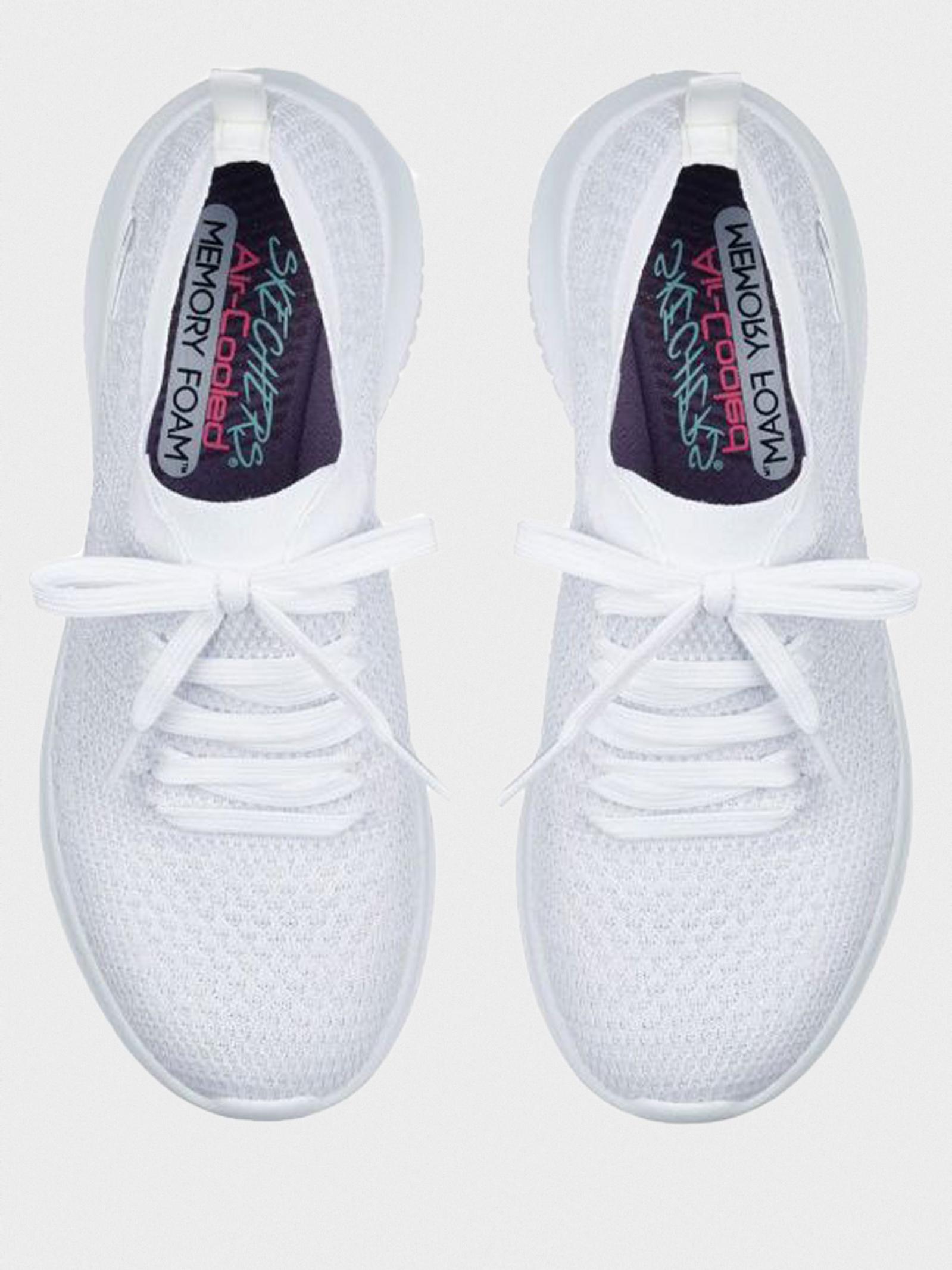 Кросівки  для жінок Skechers 12843 WSL 12843 WSL ціна взуття, 2017