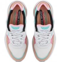 Кросівки  для жінок Skechers 13019 WPKB купити взуття, 2017