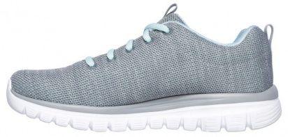 Кросівки  для жінок Skechers 12614 GYMN купити взуття, 2017