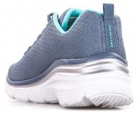 Кросівки  для жінок Skechers 12719 SLT купити взуття, 2017