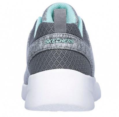 Кросівки  для жінок Skechers 12965 GYMN брендове взуття, 2017