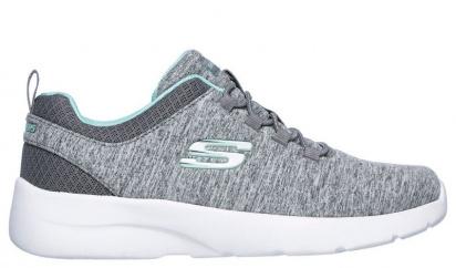 Кросівки  для жінок Skechers 12965 GYMN , 2017