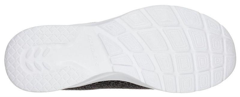 Кросівки  для жінок Skechers 12966 BKTQ брендове взуття, 2017