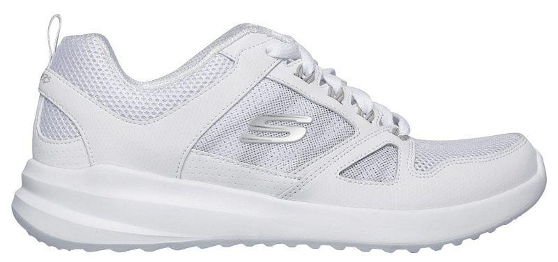 Кросівки  для жінок Skechers 12995 WHT модне взуття, 2017