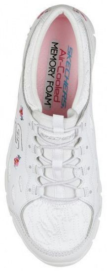 Кросівки  для жінок Skechers 23775 WHT розміри взуття, 2017