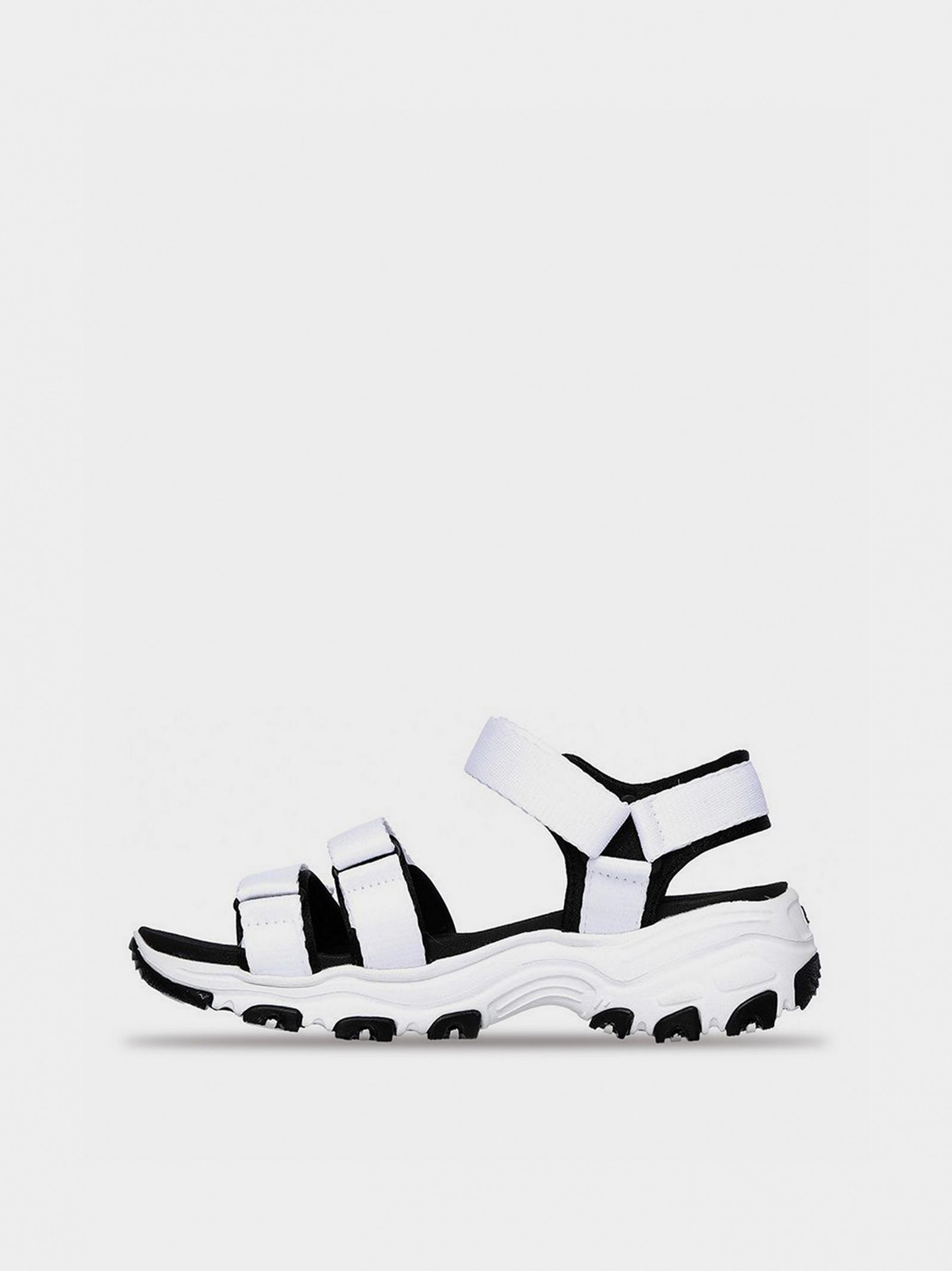 Сандалі  для жінок Skechers 31514 WBK модне взуття, 2017