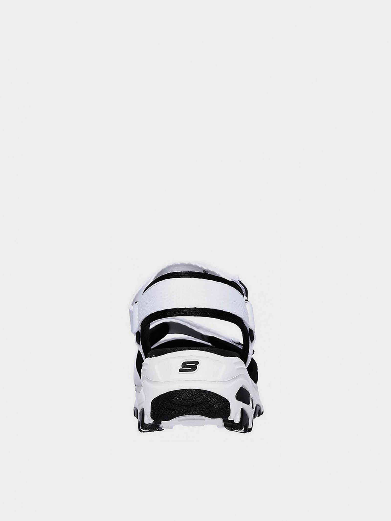 Сандалі  для жінок Skechers 31514 WBK купити взуття, 2017