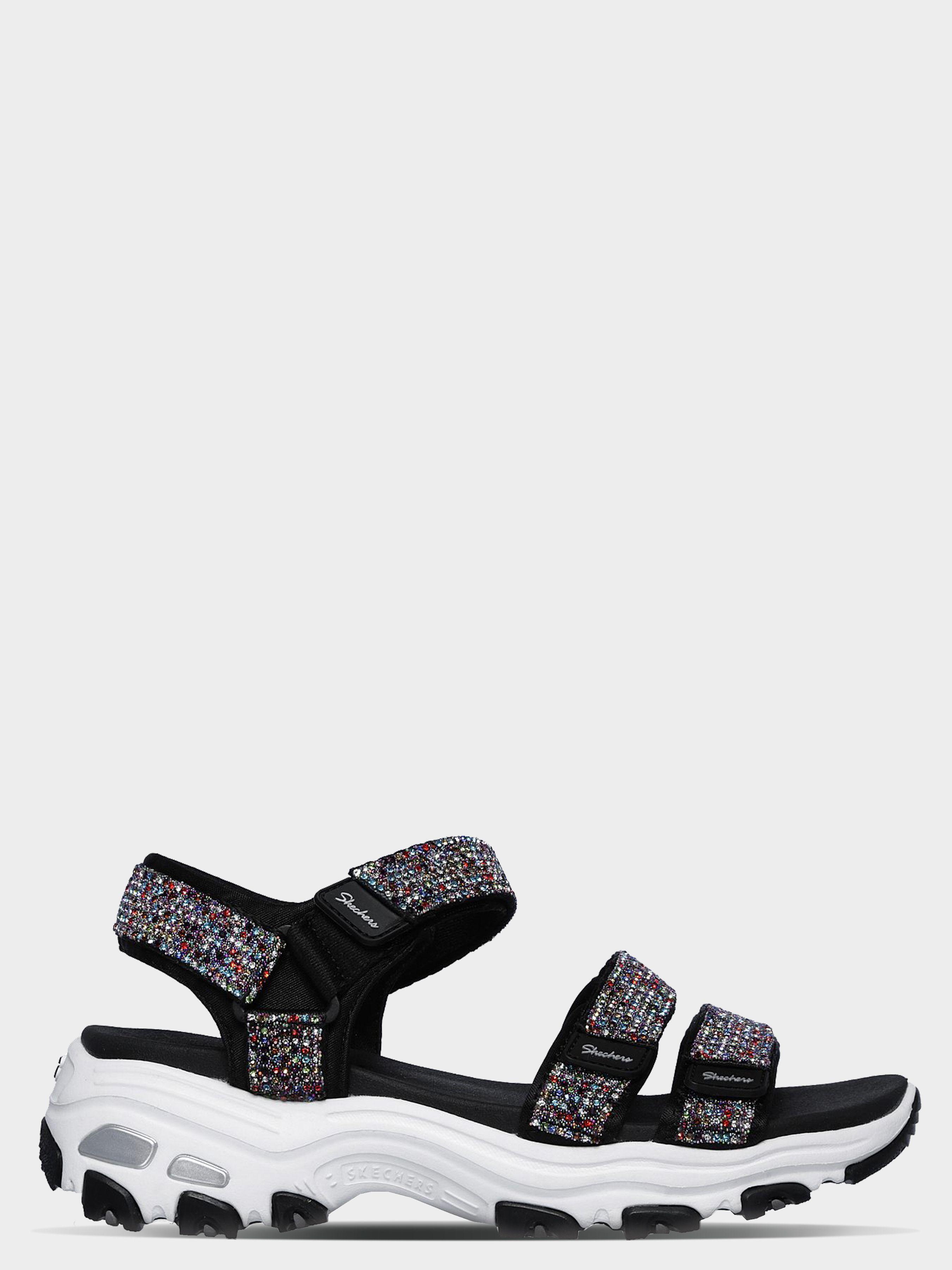 Купить Сандалии женские Skechers KW5013, Черный