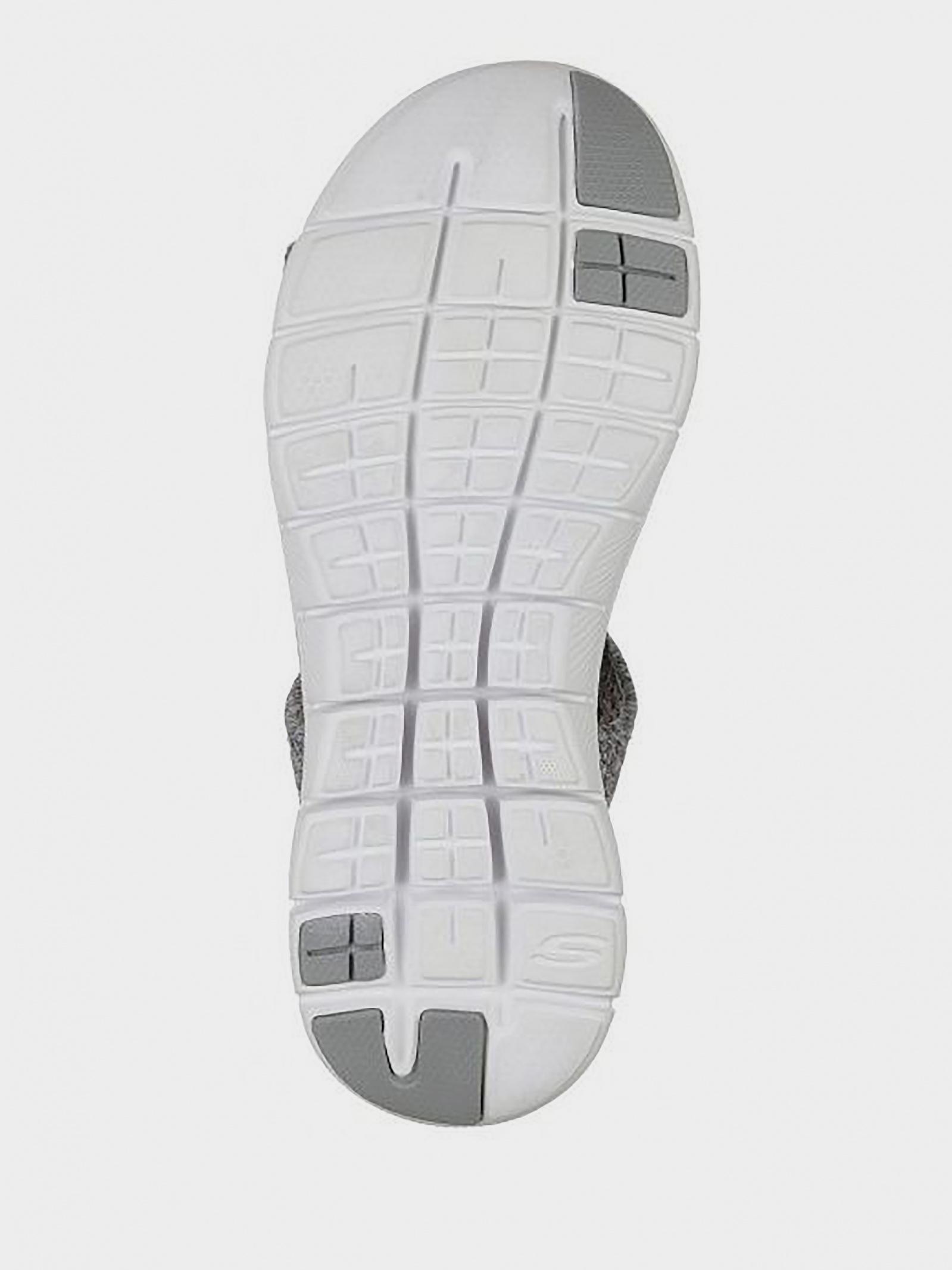 Сандалі  для жінок Skechers 31674 GRY купити взуття, 2017