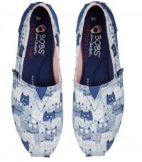 Сліпони  для жінок Skechers 32584 NVY брендове взуття, 2017