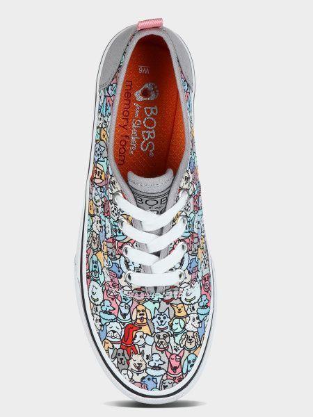 Кеды для женщин Skechers KW5046 размеры обуви, 2017