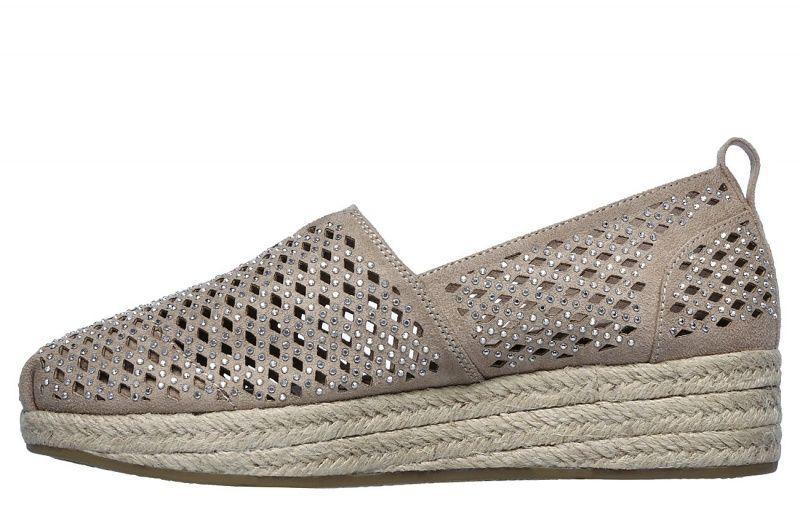 Cлипоны для женщин Skechers KW5048 размеры обуви, 2017