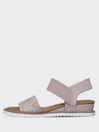 Босоножки для женщин Skechers 31440 BLSH брендовая обувь, 2017