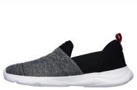 Слипоны для женщин Skechers KW5061 размеры обуви, 2017