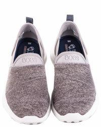 Слипоны для женщин Skechers KW5062 модная обувь, 2017