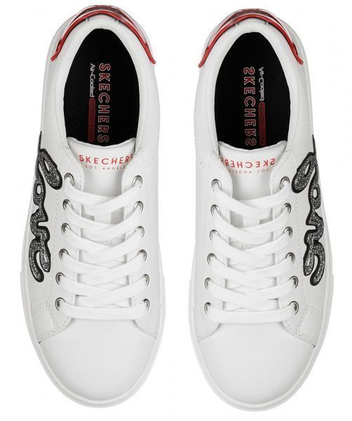 Кеды для женщин Skechers KW5077 размеры обуви, 2017